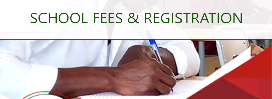 Fees Payment and Registration